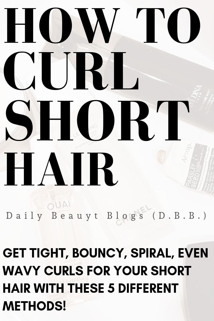 Take your short hair from drag to fab with these 5 different tutorials you can d…