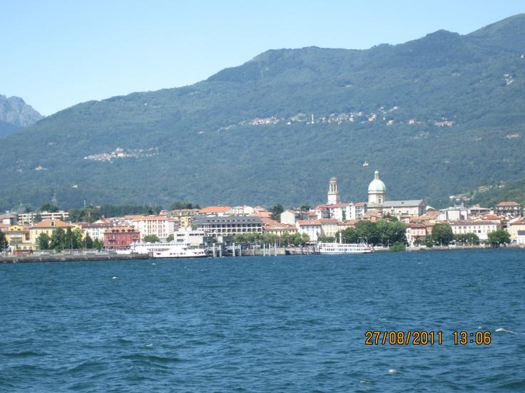 Laveno, Lago Maggiore, It