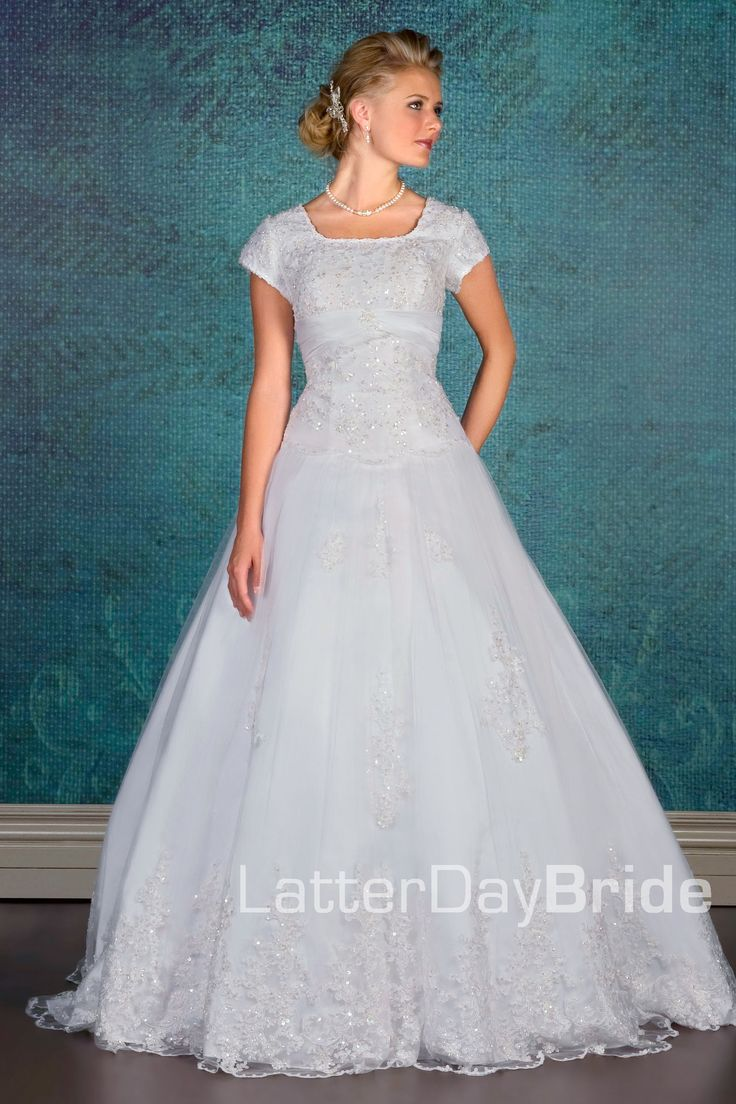 44 best Wedding Dresses images on Pinterest | Short wedding gowns ...