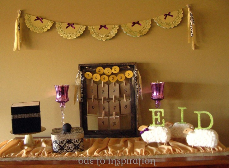 79 best images about bulletin boards on pinterest good for Ramadan decorations at home