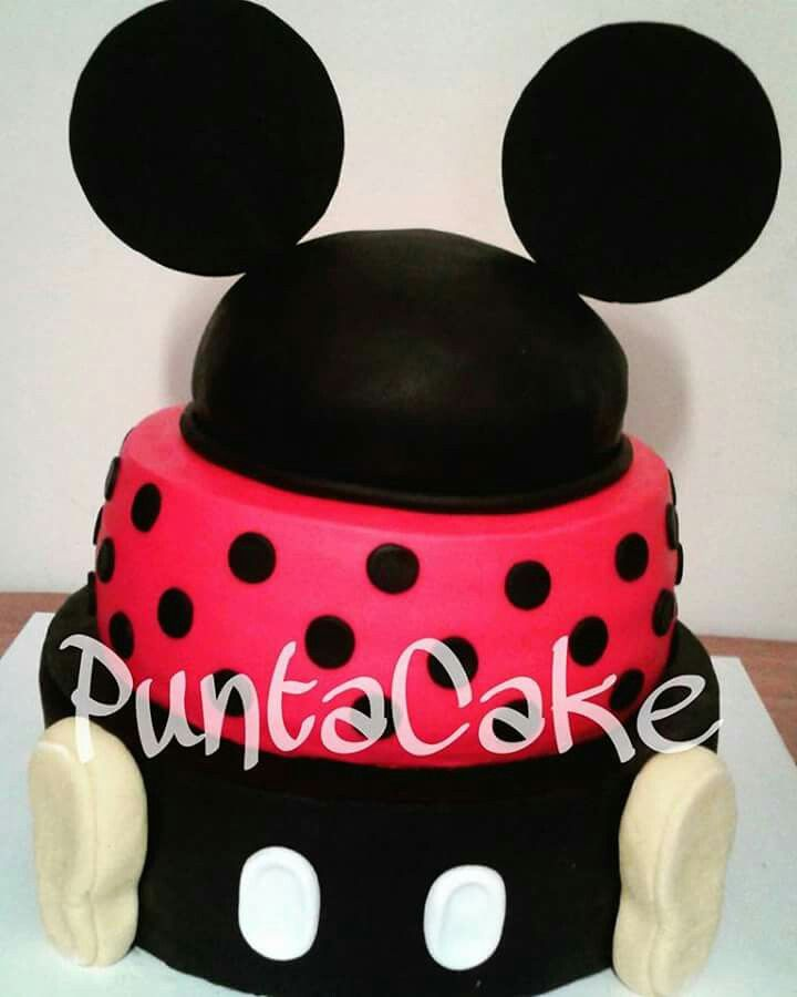 #cake #mickey @puntacake