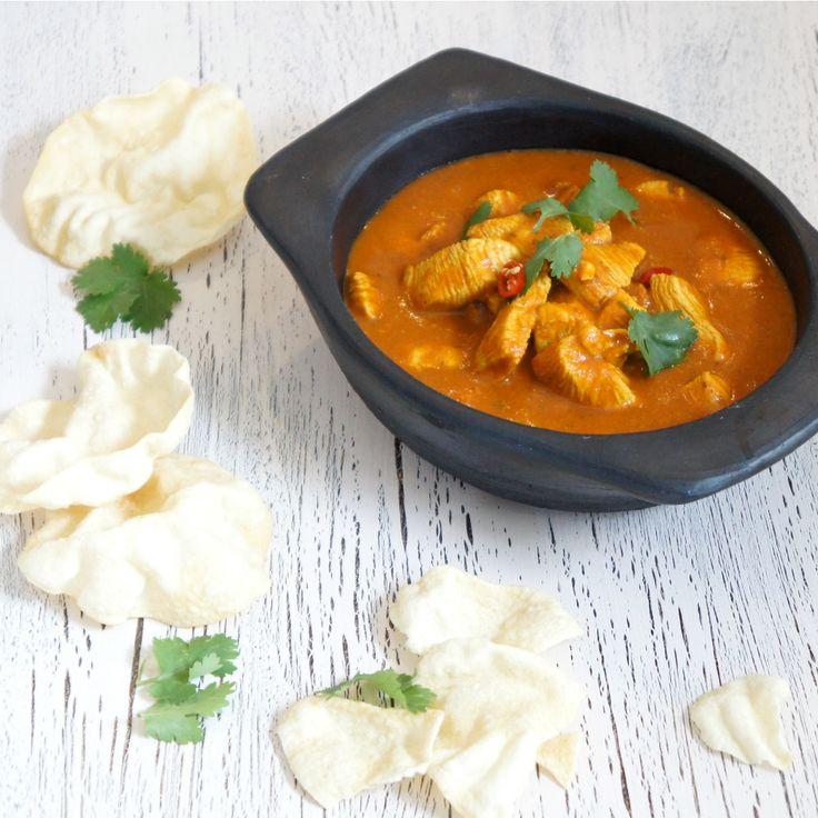 #RecipeoftheDay: Express Korma Butter Chicken by Tee