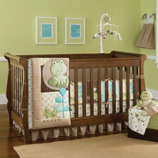 frogs: Crib Bedding,  Cots, The Ponds, Pond8 Pieces, Pieces Beds, Ponds 8 Pieces, Beds Sets, Bedding Sets, Baby Cribs Beds