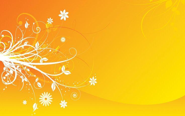 HDQ Orange Flower Backgrounds 125.27 Kb, NMgnCP