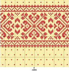 fair isle pattern charts - Google Search