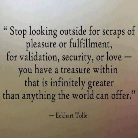 Eckhart Tolle is on the Rich Man's List. Is this the price ...