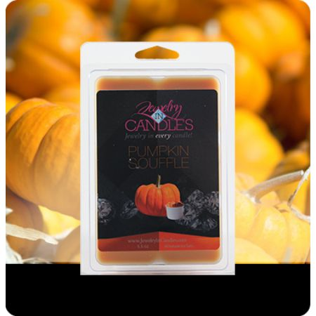 If open flame candles are not your thing, check out the new scented Pumpkin tarts, that will work with your existing warmers.