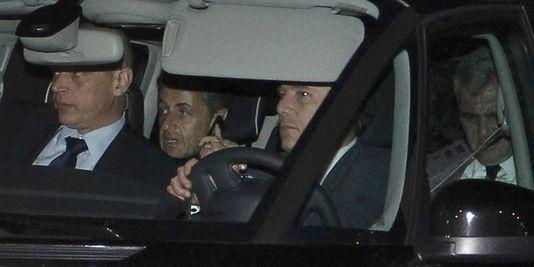 Affaire Bettencourt : Nicolas Sarkozy placé sous statut de témoin assisté