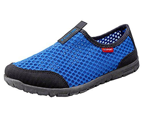 Ski Colorado Men's Fashion Loafer Walking Quick Drying Slip-On Sneaker Shoes
