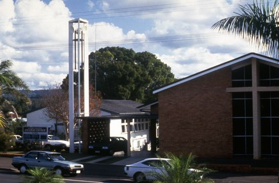 Saint John the Baptist Anglican Church, Currie Street, Nambour, 1993 [picture]