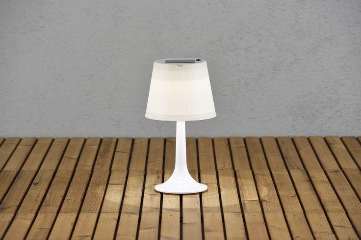 Tafellamp Konstsmide Solararmatuur Assisi 7109-202 - Konstsmide - Lamp123.nl