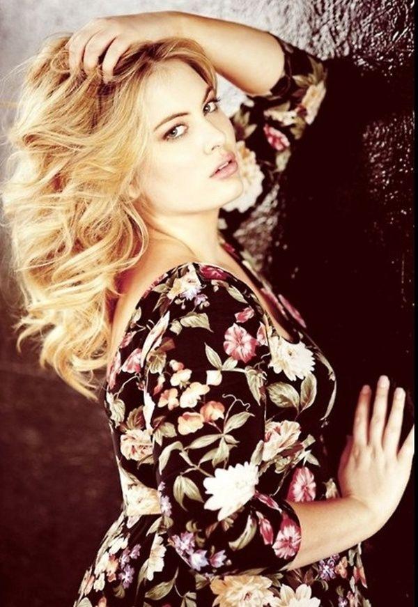 Gorgeous floral print dress | female fashion