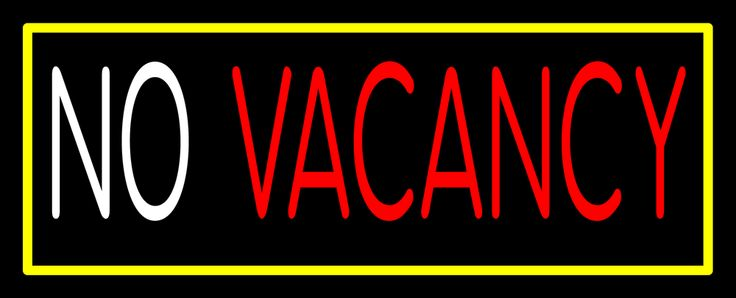 Animated No Vacancy with Border Outdoor Neon Sign 13 Tall x 32 Wide x 3 Deep, is 100% Handcrafted with Real Glass Tube Neon Sign. !!! Made in USA !!!  Colors on the sign are Red, Yellow and White. Animated No Vacancy with Border Outdoor Neon Sign is high impact, eye catching, real glass tube neon sign. This characteristic glow can attract customers like nothing else, virtually burning your identity into the minds of potential and future customers.