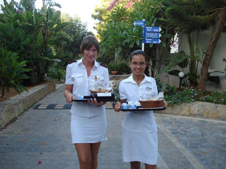 Students of RBIM Hotel School