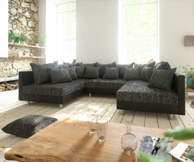 Die besten 25+ schwarze Sofas Ideen auf Pinterest Schwarze Couch - wohnzimmer ideen schwarzes sofa
