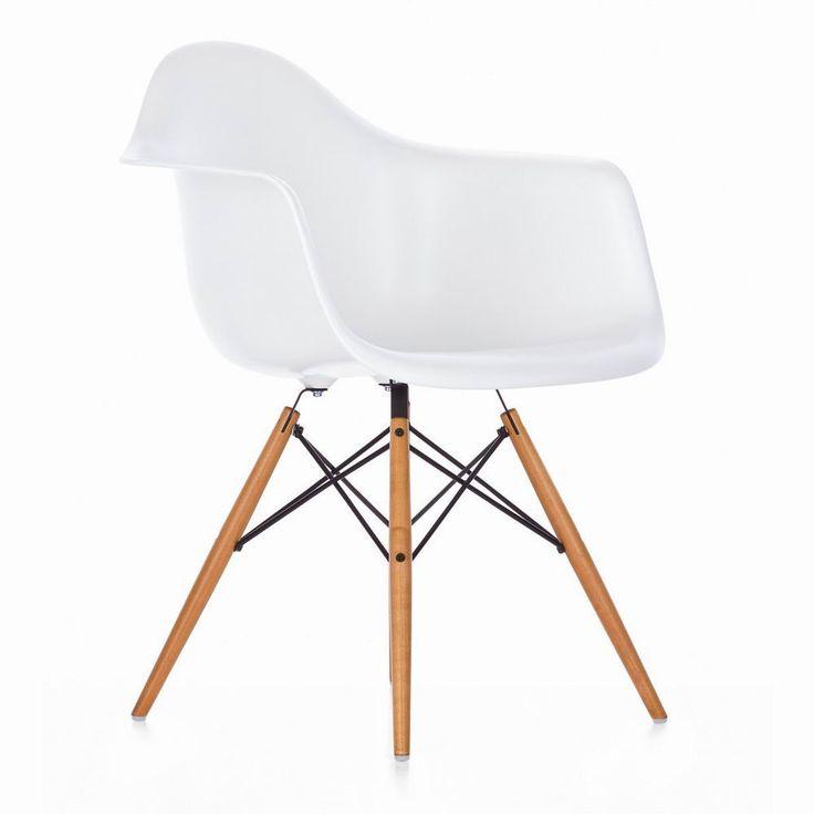 Кресло белое Vitra - MEGARON в Харькове