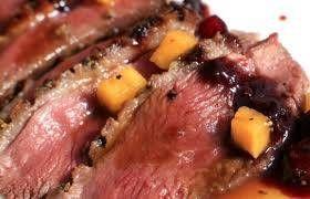 Eendeborst-filet Met Honing/grand Marnier recept | Smulweb.nl