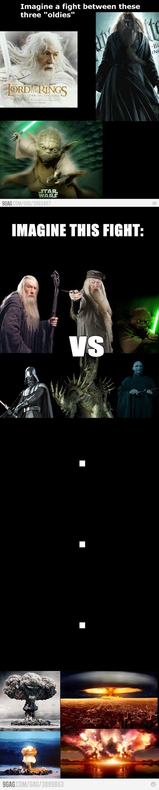 This would be the sickest battle in history and future of the universe!!!!
