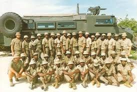 Koevoet Battalion.