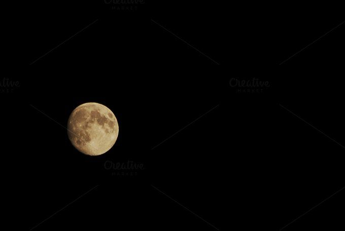Full moon by Anovva.Simple photography on @creativemarket