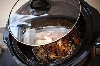 How to Cook a Whole Frozen Chicken in a Crock Pot | eHow