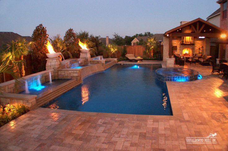 34 best our pools images on pinterest pool builders for Pool show dallas