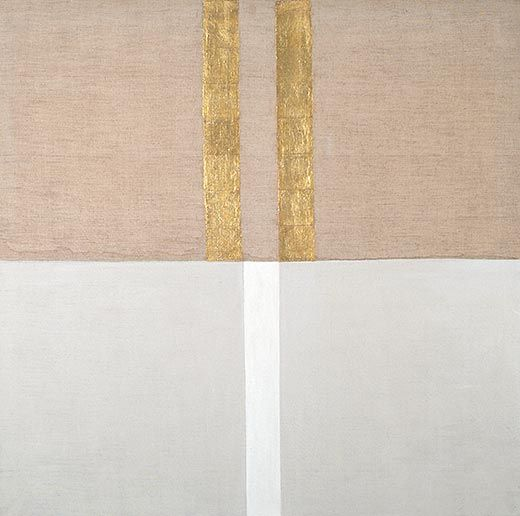 Pat Scott / Gold Painting 21