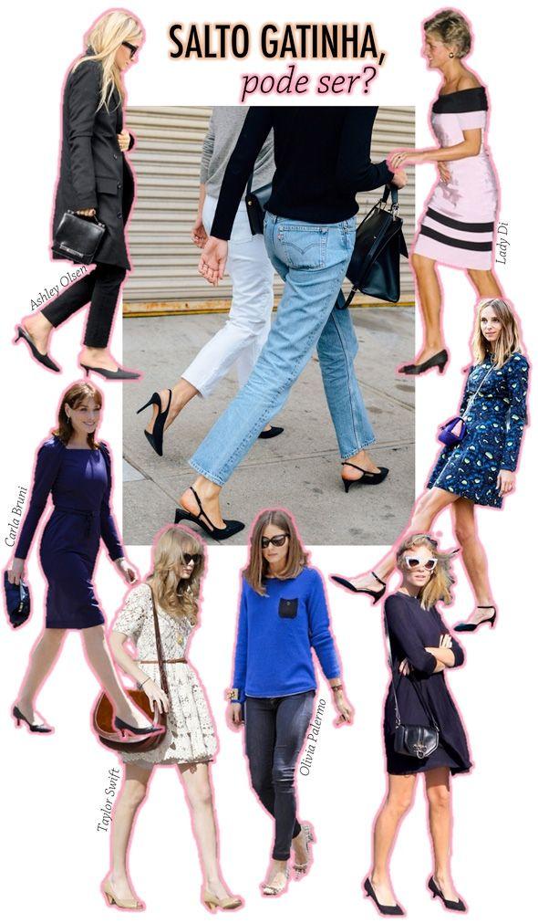 Poucas vezes eu uso essa palavra aqui no blog, mas uma coisa é fato, salto muito alto está cafona. Aqueles exageros de 15cm, modelos muito vertiginosos? Guarde eles no armário. A fase é salto baixo, veja aí a moda das birkenstocks e dos tênis descolados… Mas não, você não quer usar o sneaker couture da Chanel, muito …