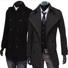 Mens Dress Coats Winter