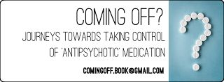 Share your story about coming off antipsychotics