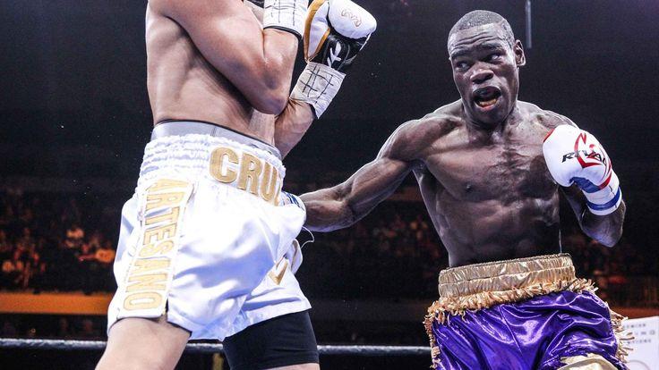 VIDEO: Edner Cherry on Pedraza's loss to Gervonta Davis, upcoming fight