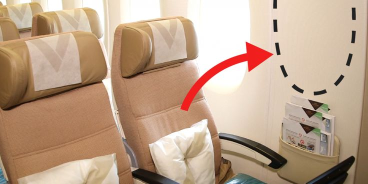 Learn about Here's why some plane seats don't line up with the windows http://ift.tt/2qBl5XD on www.Service.fit - Specialised Service Consultants.
