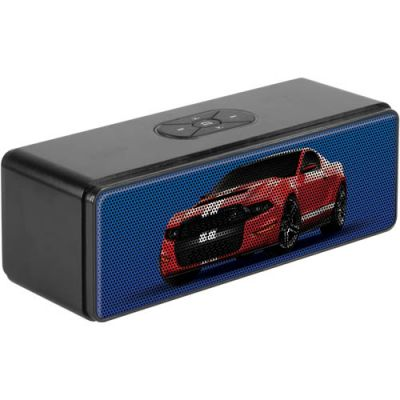 Image of Avalanche Bluetooth Speaker - Full colour printed