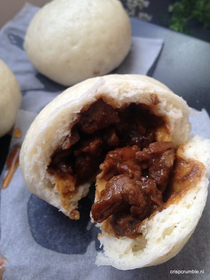 Homemade bapao, yummie! | Crisp and Crumble