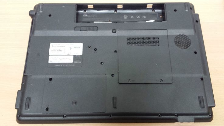 PLASTURGIE BASSE COMPLET  COMPAQ PRESARIO A900