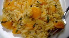Butternut Squash Orzo Recipe - Food.com - 57466 - want to try and see if it is like McCormick and Schmick
