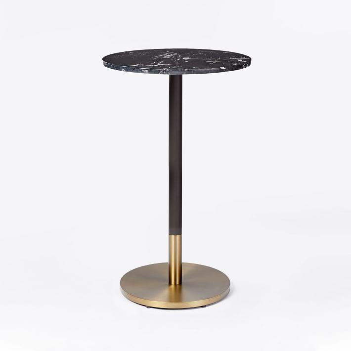 Black Marble Bar Table Marble Bar Bar Table Pub Table Sets