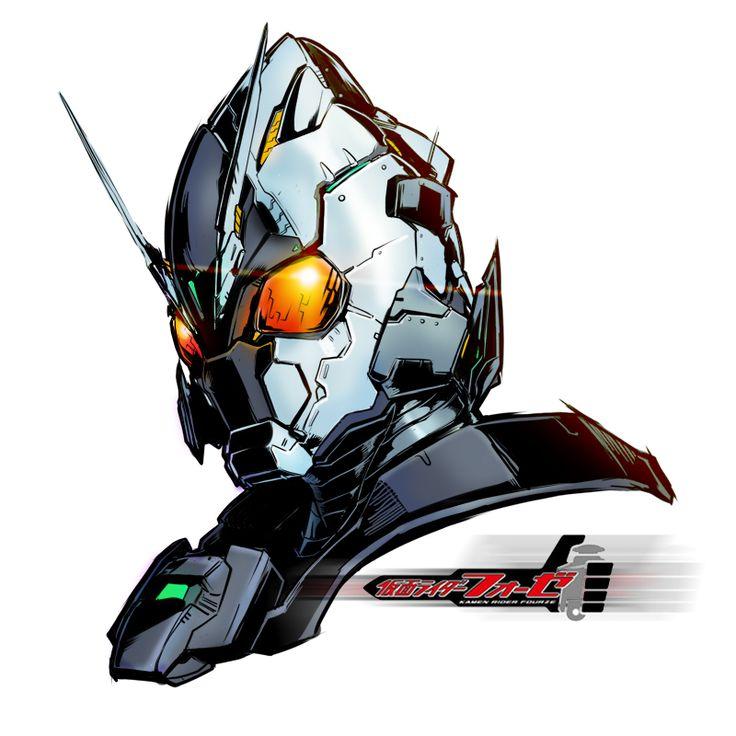 Kamen Rider FOURZE by lanbow2000.deviantart.com on @deviantART