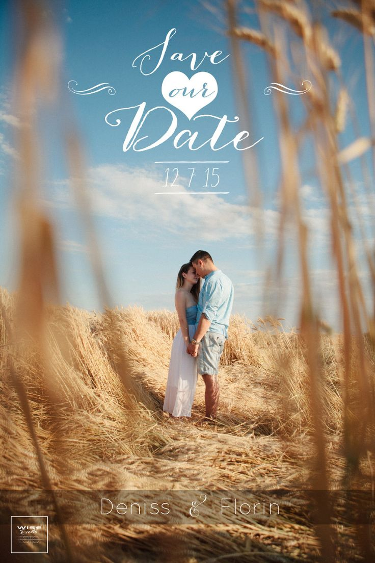 Deniss & Florin {Save the Date}