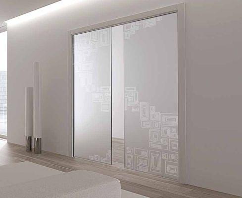 Con la nuova porta Mirage di Eclisse, il vetro diventa il vero protagonista. Ideale per dare respiro e lumino