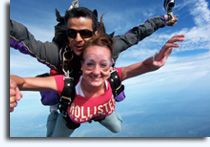 Central Florida and Orlando Skydiving featuring Florida's Highest Tandem Jump