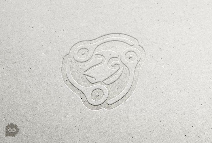 29 Pressed logo Cardboard