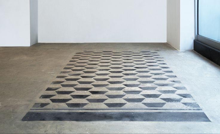 Igor Eskinja, Untitled (Flanders), dettaglio, polvere, 2015