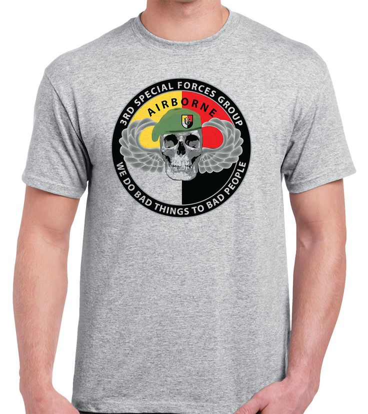 3rd Special Forces Group T-Shirt 0065 – ProArtShirts