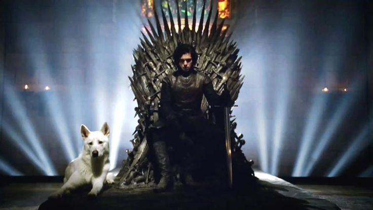 Game of Thrones Wolves | ghost-and-jon-snow-game-of-thrones-direwolves-25439873-1280-720.jpg