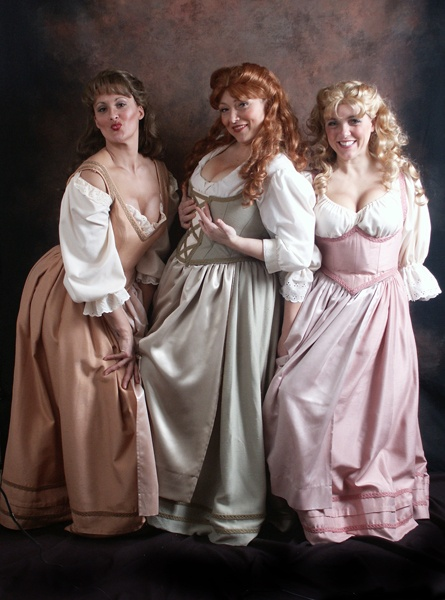 Silly Girls- Beauty & the Beast Costumes