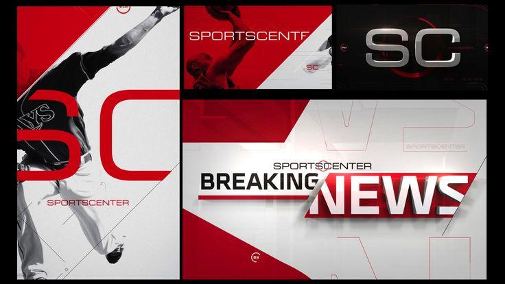 sportscenter rebranding graphics