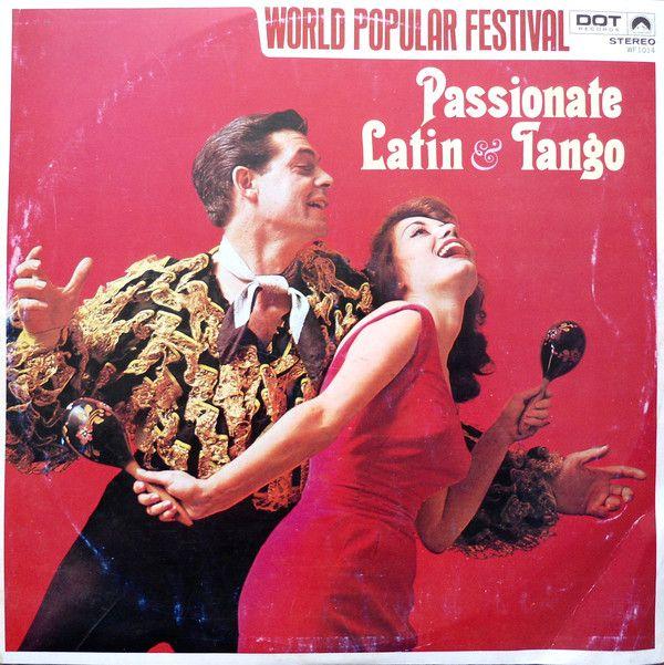 Billy Vaughn - Passionate Latin & Tango = 情熱のラテンとタンゴ (Vinyl, LP, Album) at Discogs