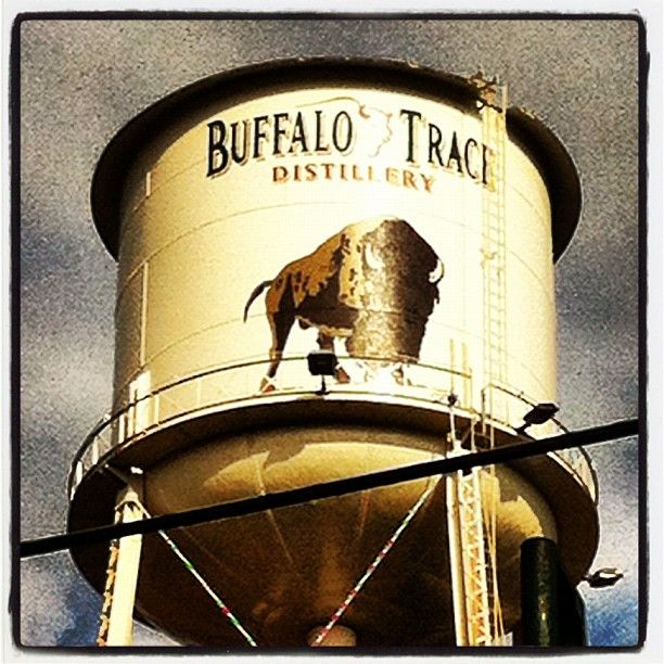 Buffalo Trace water source
