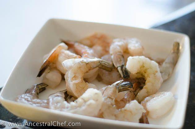 Coconut Lemongrass Shrimp Soup (Tom Kha Gai) - Ancestral Chef